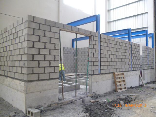 Albiblock 40x20x20 multic maras rf 360 prefabricados alberdi - Hormigon prefabricado precio ...