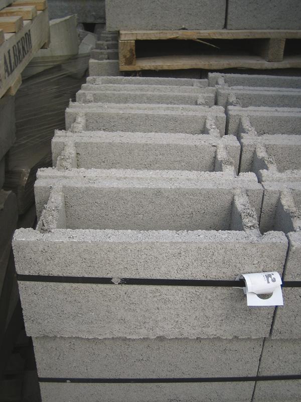 Piezas especiales de bloques de hormigon prefabricados alberdi - Bloques para muros ...